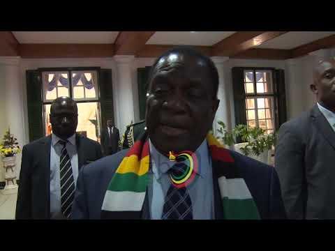 Govt building a mausoleum for Cde Mugabe