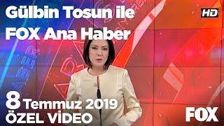 Erdoğan: S-400'ler yola çıkma hazırlığında... 8 Temmuz 2019 Gülbin Tosun ile FOX Ana Haber