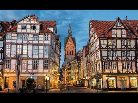 Ганновер, Германия. Хочу в отпуск.