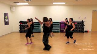 Zumba Choreo - Blame it on the Boogie by Tony Succar