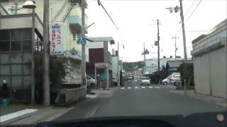 【淡路島の道】 キムラ緑子の故郷(大野地区)を走る 県道473