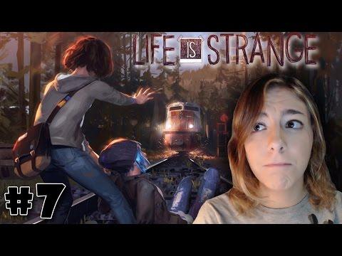 SOTTO UN TRENO?! - Life is Strange ITA #7