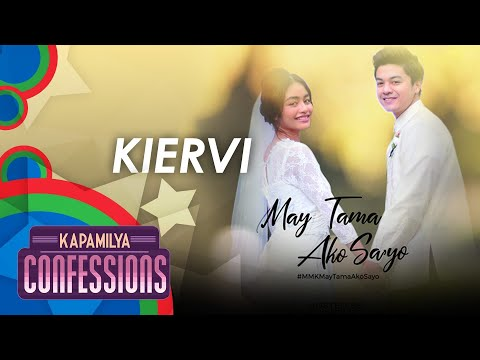 Kapamilya Confessions with CK and Vivoree for MMK