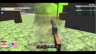 Roblox world war 1 battle with aung1 -part 1