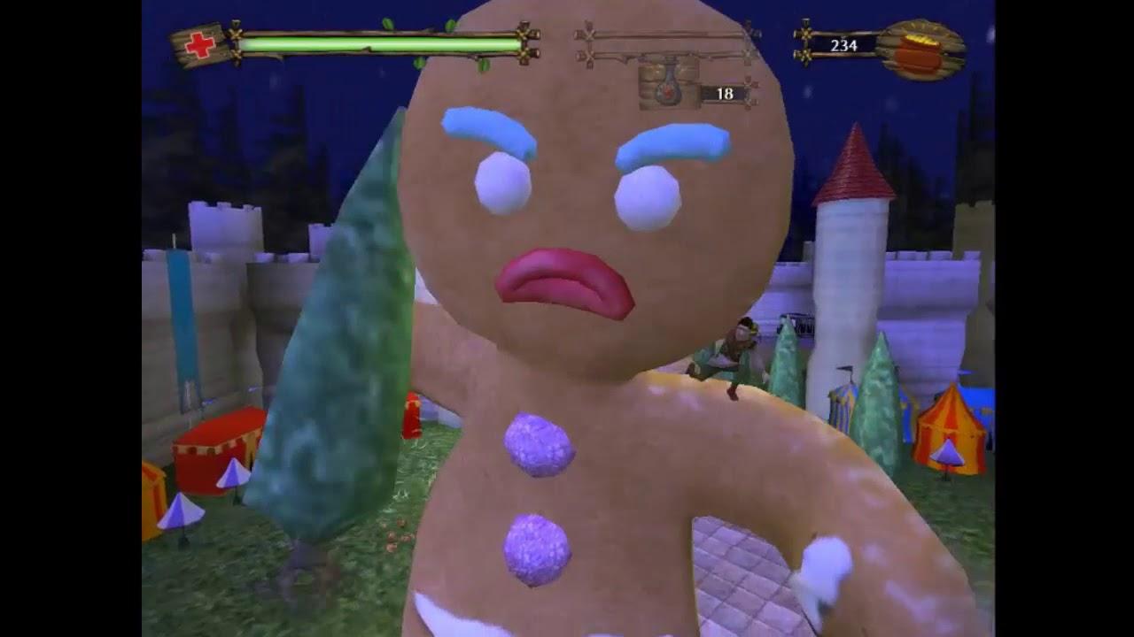 Shrek 2 Ep 9 Storm The Castle Muffin Man Youtube