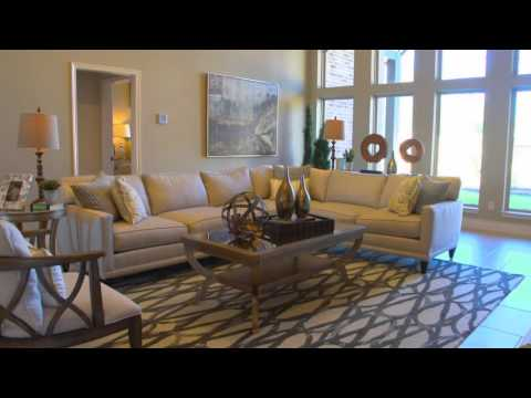 Perry Homes ~ Model Home Virtual Tour ~ Harmony, Houston, Texas