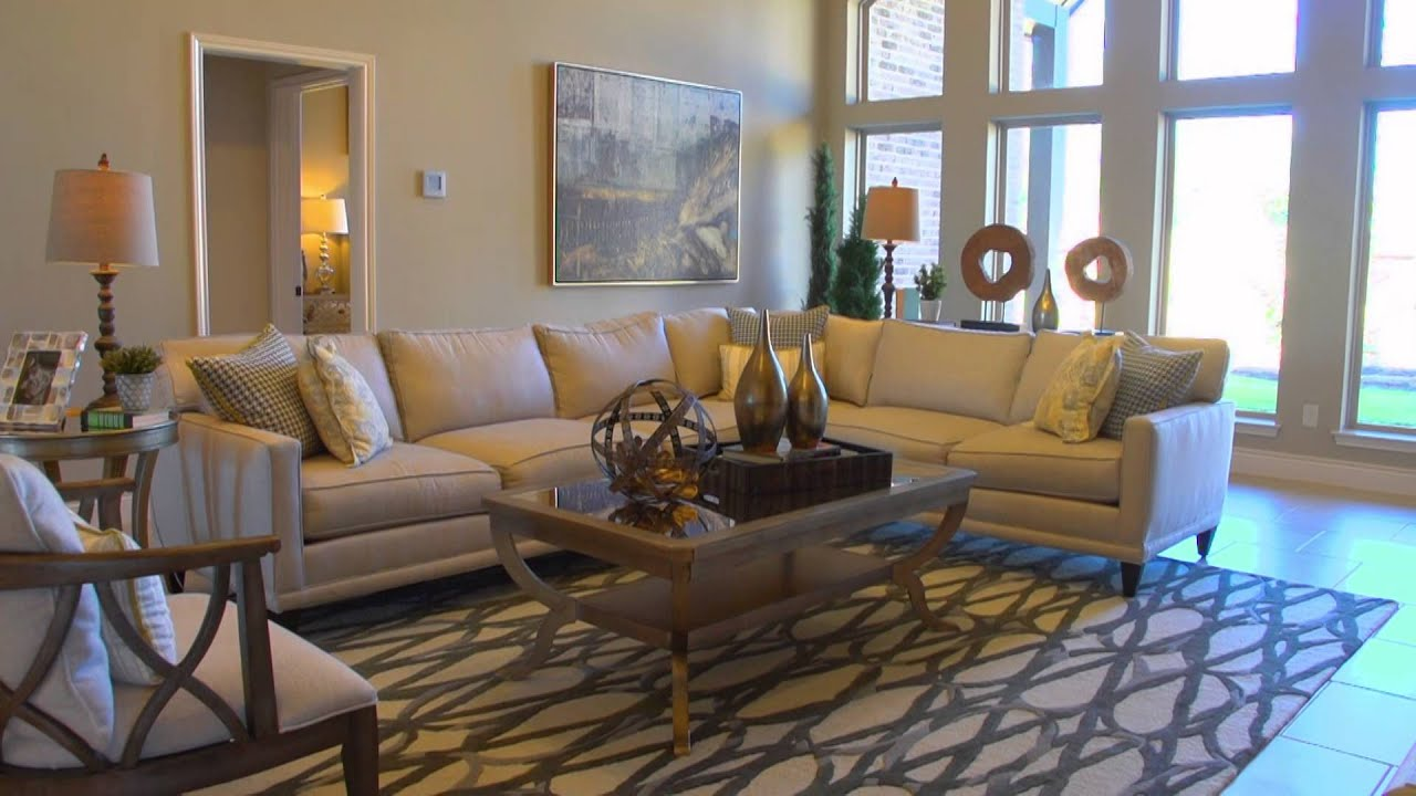 Perry Homes Model Home Virtual Tour Harmony Houston Texas