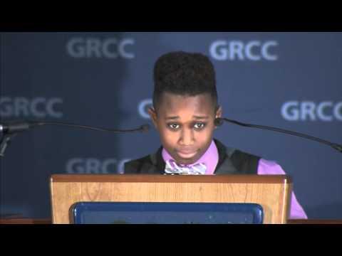 MLK Jr. Essay Contest Winner 2016 Twanyea Smith
