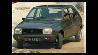 Renault 14 Hruška