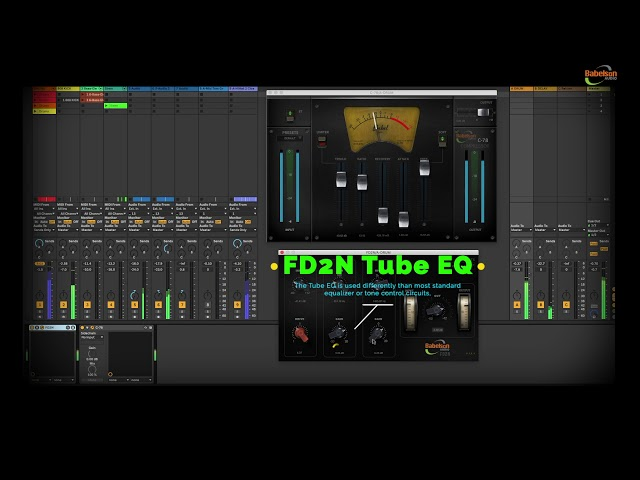 FD2N & C-78: Mixing Session