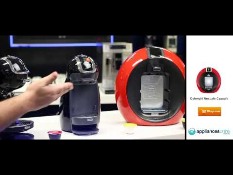 Expert demonstrates the Nescafe Dolce Gusto range from Delonghi - Appliances Online