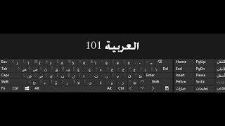 كيفية كتابة الحروف الفرنسية على لوحة المفاتيح