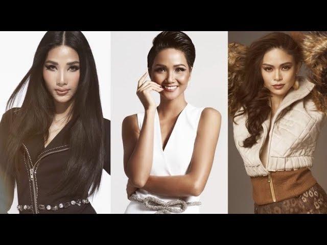 Hành trình của Top 3 Hoa hậu Hoàn vũ Việt Nam sau đăng quang | Miss Universe Vietnam