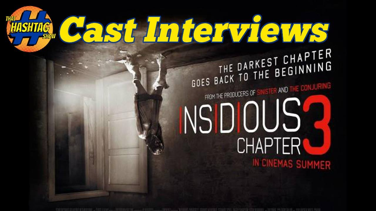 Download Insidious: Chapter 3 Cast Interviews [Dermot Mulroney, Angus Sampson Leigh Whannell, Lin Shaye]