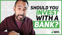 BIG Mistake ⁉️ - Investing Through Your Bank