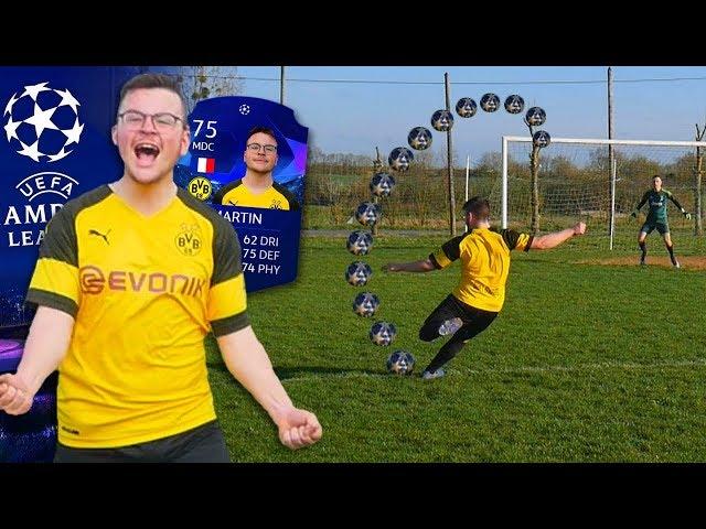 LIGUE DES CHAMPIONS CHALLENGES N°3 ! (Martin et Dortmund relancent la série ?!)