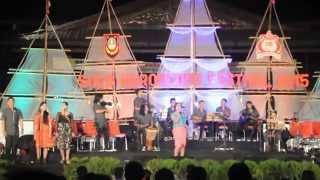 Geef Mij Maar Nasi Goreng - Mardijkers #Keroncong Toegoe Junior SOLO KERONCONG FESTIVAL 2015