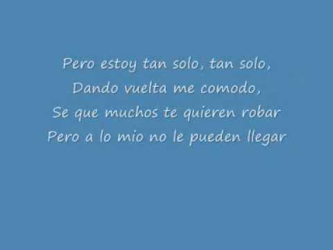 Que Tengo Que Hacer - Omega El Fuerte (Lyrics)