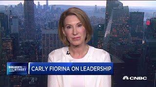 Carly Fiorina on tech regulation