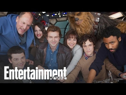 Star Wars: Han Solo Movie Releases First Cast Photo | News Flash | Entertainment Weekly