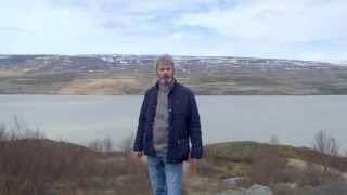 Does this lake contain Iceland
