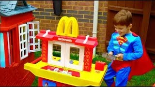 McDonald's Drive Thru Runway Show Kids Song