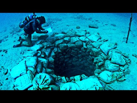 10 STRANGEST Things Found Underwater