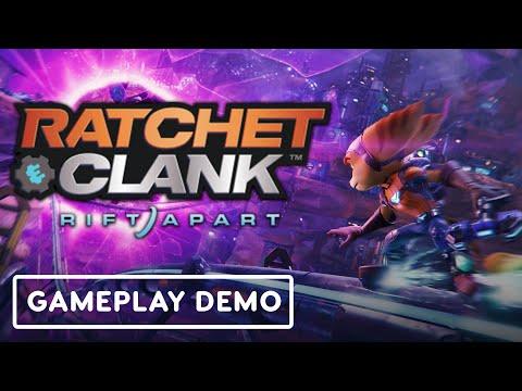 Ratchet & Clank: Rift Apart – Official PS5 Gameplay | gamescom 2020