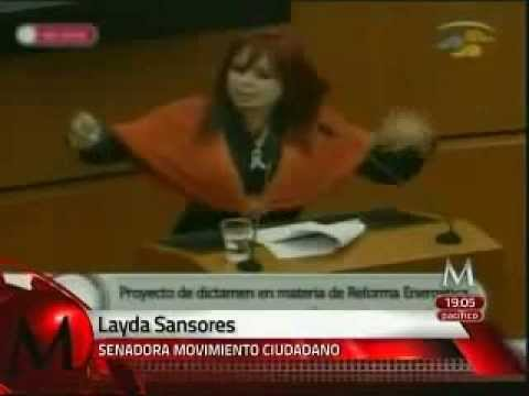 Layda Sansores - ¡Vayan y PRIvaticen a la puta de su madre que los parió...!