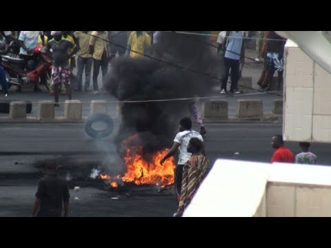 Benin in grip of protests after controversial election