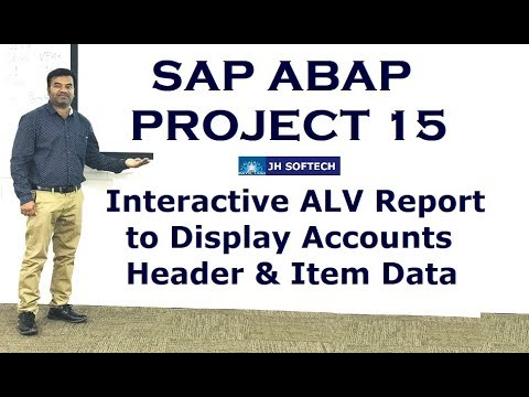 SAP ABAP Real Time Project 15