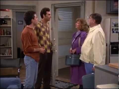 Seinfeld - The bet between Jerry and Kramer