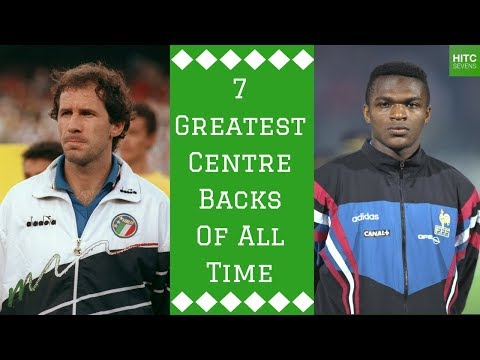 7 Greatest Centre Backs of All Time
