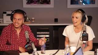 Ashlee Simpson & Evan Ross Talk New Music & New TV Show | On Air with Ryan Seacrest