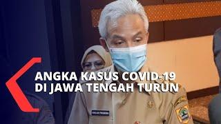 Angka Kematian Covid-19 di Jateng Turun 2,55 Persen