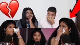 THEY MADE NICKI CRY 😢💔| Nicki Minaj: On Cardi B, Migos & 'MotorSport' (VERY EMOTIONAL) | REACTION!