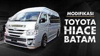 IAM MBtech 2017 Batam - Toyota Hiace