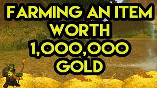 World Of Warcraft Gold Farm Worth 1,000,000 Gold