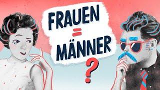 Frauen & Männer: Wie unterschiedlich sind sie wirklich? | Quarks TabulaRasa