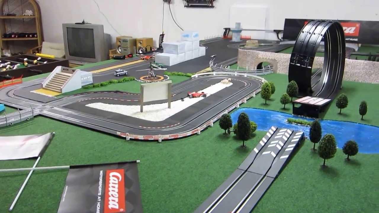 Carrera 61641 Sprungschanze GO!!