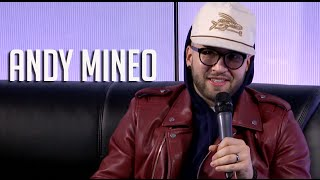 Andy Mineo Sit Down With Megan Ryte & Talks Getting Started, Dream Collabs & More!
