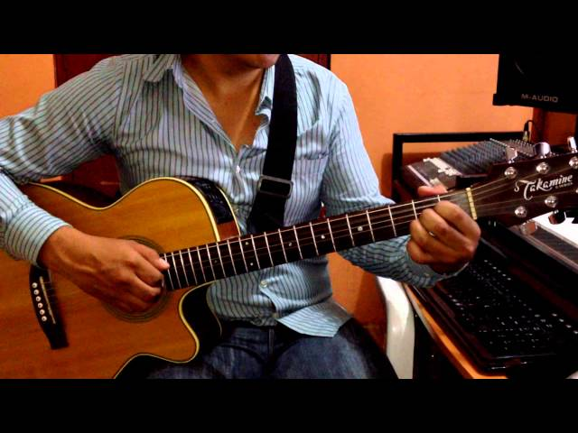 PROPUESTA INDECENTE - ROMEO SANTOS cover - en guitarra  - VIDEO OFICIAL - TUTORIAL Videos De Viajes
