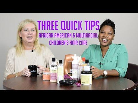 African American & Multiracial Children