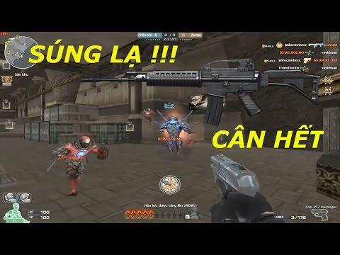 Bình Luận CF : Pindad SS2 - Tiến Xinh Trai - zombie v4