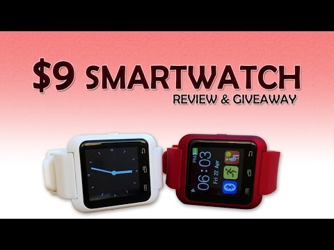 how to set up u8 smartwatch install btnotifications easy