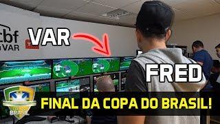 Tudo o que você não viu na final da Copa do Brasil!