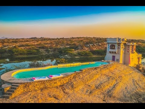A Hidden Resort In Rajasthan With A Private Pool In Every Cottage Is A Dream | Curly Tales