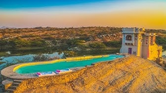 Lakshman Sagar - A Hidden Resort In Rajasthan With A Private Pool In Every Cottage | Curly Tales