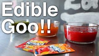 Edible Goo W/ Kool-aid!!