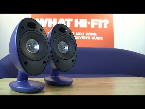 KEF Egg wireless music system – first look